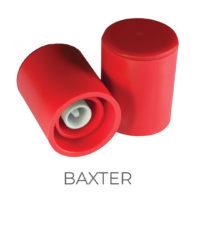 Tamper Evident Cap for Baxter Oral Dispensers